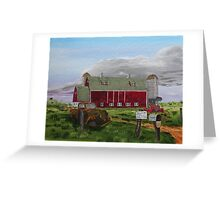 MAYFLOWER ROAD Greeting Card