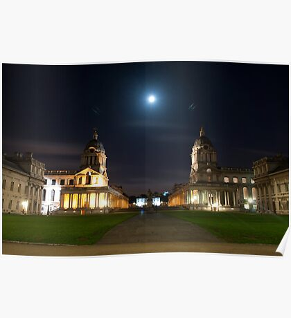 The University of Greenwich Poster