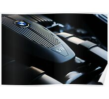 BMW X5  4.8i - Powerplant  Cars from: ArdeMotorCars.com Poster