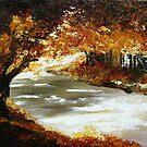 Bright Autumn Light by atelier1