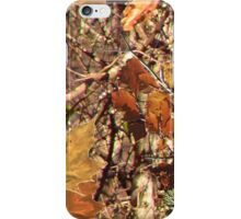 Fall Camo Hunter Camouflage iPhone Case/Skin