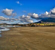 Glassillaun Beach, Connemara, Co Galway, Ireland by John  Carey