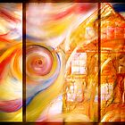 Triptych by Iva Penner