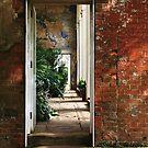 Orangery Doorway by emajgen