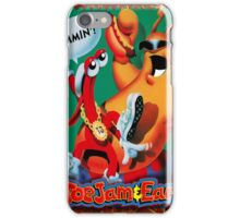 Toe Jam & Earl iPhone Case/Skin