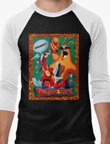 Toe Jam & Earl Men's Baseball ¾ T-Shirt