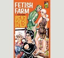 Fetish Farm Vintage Bookcover Unisex T-Shirt