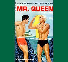 Mr. Queen Vintage Bookcover Unisex T-Shirt