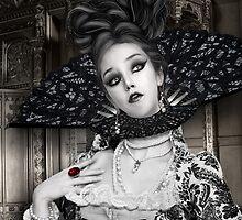 Vampire rococo by heliakin