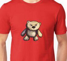 Cute Angry Bear Unisex T-Shirt