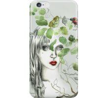 I Envy You – Mint iPhone Case/Skin