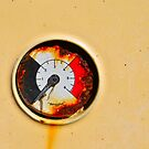 Rusty Dial by Bami