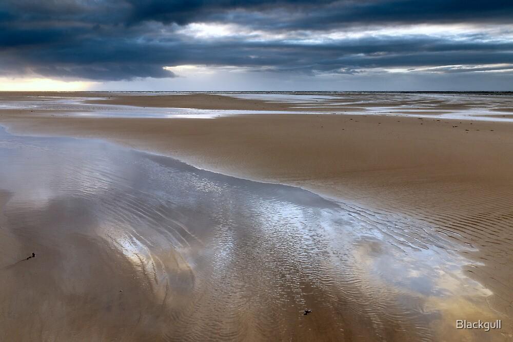 On Covesea Beach by Blackgull