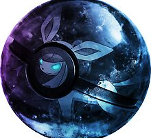 Glaceon | Pokeball by SALSAMAN