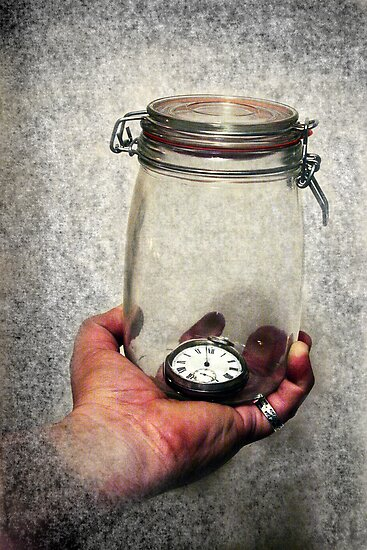 If I Could Save Time... by SquarePeg