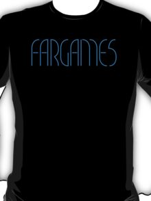 Warehouse 13 Fargames Logo T-Shirt