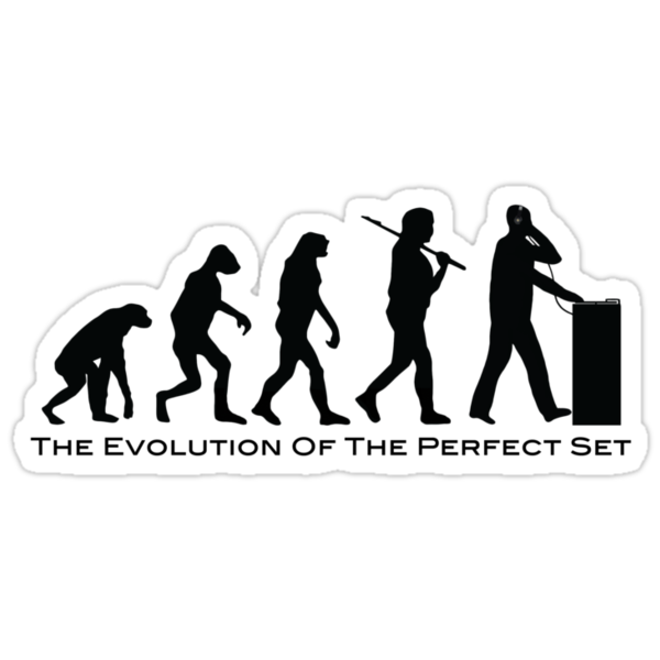 The Evolution of the perfect set dj concept by its-mr-towel