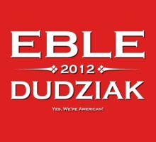 Eble/Dudziak Campaign Shirt One Piece - Long Sleeve