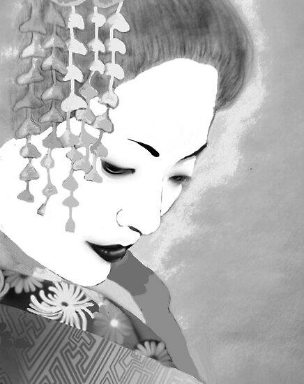 The Geisha by plunder
