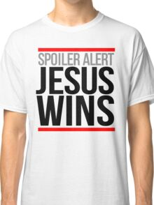 Jesus Wins Classic T-Shirt