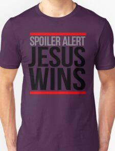 Jesus Wins T-Shirt