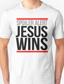 Jesus Wins T-Shirt