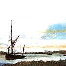 Aiken Bay by Opanowicz