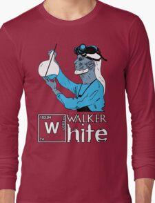 Walker White Long Sleeve T-Shirt