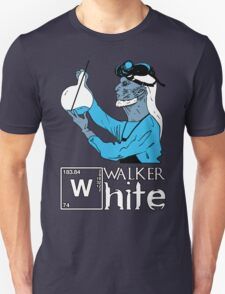 Walker White Unisex T-Shirt