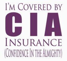 cia insurance Kids Clothes