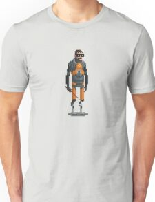 The Man With a Crowbar T-Shirt