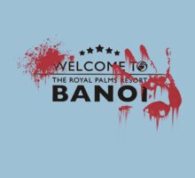 Welcome to bloody banoi  by aaronnaps