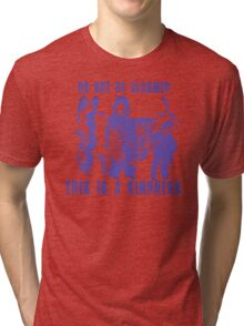 Do Not Be Alarmed. This is a Kindness. Tri-blend T-Shirt