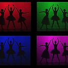 Four Squared Dance by EmmaLeigh