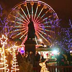 Christmas Market Edinburgh by weecritter