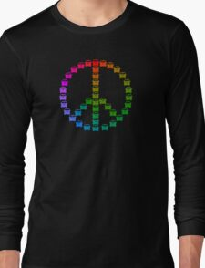 Kombi Peace Shirt Long Sleeve T-Shirt