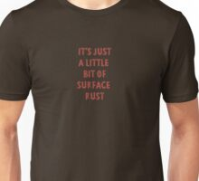 Surface Rust - Restoring VWs Unisex T-Shirt