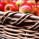 Apples in a Basket by Janie. D