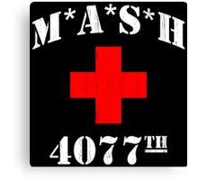 MASH 4077th Canvas Print