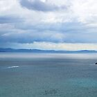 Boating Across The Bay by -aimslo-