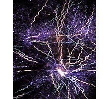 Electrical Sky Photographic Print