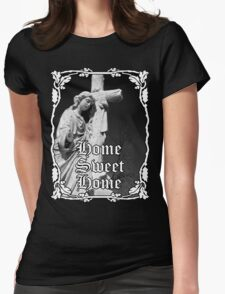 Home Sweet Home Womens Fitted T-Shirt
