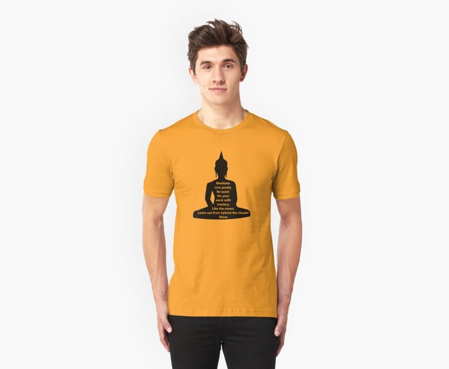 Buddha Sayings by Bami