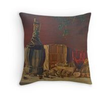 Idle Hour Throw Pillow
