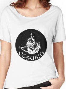 Vesubio The Dog Women's Relaxed Fit T-Shirt