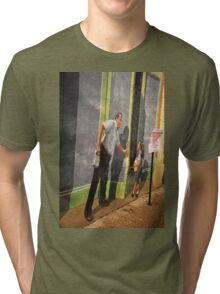 Door to Nowhere.. Tri-blend T-Shirt