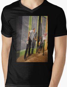 Door to Nowhere.. Mens V-Neck T-Shirt