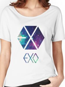 EXO Galaxy  Women's Relaxed Fit T-Shirt