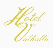 Hotel Valhalla One Piece - Short Sleeve