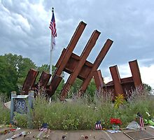 Memorial in Steel by SomeGuyInNJ